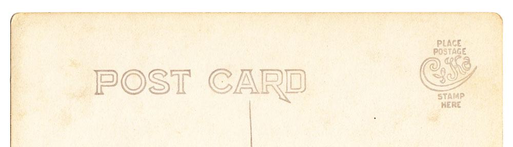 Knadle Family Postcards